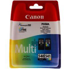 MULTIPACK C.ANON ORIGINALI PG540+CL541 PER Pixma MX535MX370 MG4140 MX395 MG4250