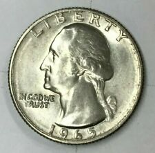 "Magician's Coin- Double Sided ""Heads"" 1965 / 1965 Washington Quarter - Neat Find"