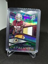 Chris Thompson 2018 Spectra CATALYSTS TIE DYE 1/4!! EBAY 1/1!! REDSKINS!!