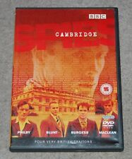 BBC - CAMBRIDGE SPIES - PHILBY / BLUNT / BURGESS / MACLEAN - FREE DELIVERY