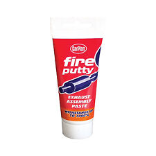 Carplan Fire Putty Exhaust System Assembly Jointing Paste Boiler Sealant 120g
