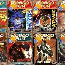 All 8 RobCo Fun Holotape Mini-Games Collection - Fallout 76 XBOX  items -