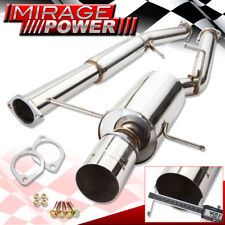 "For 02-07 Subaru Wrx/Sti Performance 3"" Turbo Catback Muffler Exhaust System"