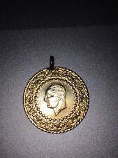 Türkische Gold in Echte Edelmetall Halsketten & Anhänger