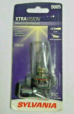 2 x Sylvania Xtravision 9005 headlight bulbs OPENED