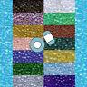 Miyuki 11/0 Glass Seed Beads Japanese Rocailles Transparent 24 grams U-Pick
