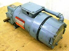 RELIANCE ELECTRIC S2000 AC MOTOR, DODGE 56WG16A GEAR MOTOR, DODGE D SERIES BRAKE