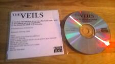 CD Indie The Veils - The Tide That Left And Never (3 Song) Promo ROUGH TRADE