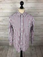 GANT OXFORD Shirt - Size Medium - Striped - Great Condition - Men's