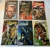 Old Man Logan (2016 series) #31C,#37,#38A,#39,#41,#42 Bagged and Boarded