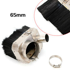 New listing Portable 65mm Spindle Dust Cover Buckle Vacuum Hood for Cnc Engraving Machine