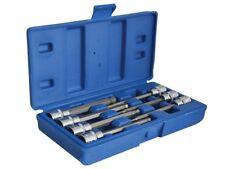 BlueSpot Tools 01510 Muy Largo 1cm Eje Cuadrado Hexagonales Llaves De Vaso