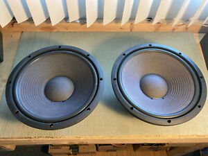 Fostex FW 305 12 Inch Woofers Stereo Speakers 2 A Pair