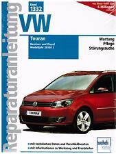 Libro Manual de reparaciones VW Touran De gasolina+Diesel Año modelo