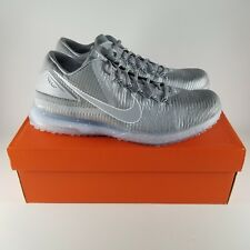 Nike Zoom Trout 3 TF Turf Baseball Men's Size 11 Trainer Shoes Grey 844628-011