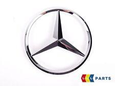 NUOVO Originale Mercedes MB e W207 Facelift Posteriore Bagagliaio Cofano Posteriore STAR Badge Emblema
