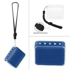 TPU Protective Skin Case Cover With Hand Strap for JBL GO 2 Bluetooth Speaker
