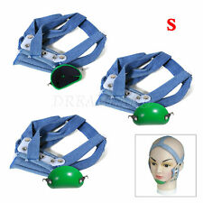 3 Dental Orthodontic Headgear High Pull Gear With Rigid Chin Cap Strap Small Size
