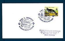 ITALIA REP. - 1978 - BUSTA -  170 L. - Salvaguardia del mare:foca monaca:PALERMO