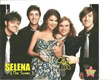 Selena Gomez and The Scene, Full Page Pinup