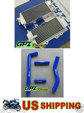 aluminum radiator + hose Yamaha YZ250F/WR250F YZ 250F YZF250 01-05 03 02 04 2002
