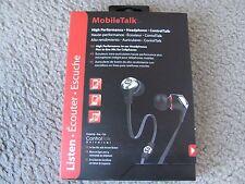 Monster Mobile MobileTalk High-Performance In-Ear Headphones with ControlTalk