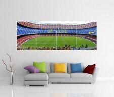 Barcelona Camp Nou De Pared Gigante Impresión de Arte Imagen Foto Cartel J46