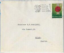59809 -  BELGIUM - POSTAL HISTORY:  COVER  1965 -  FLOWERS