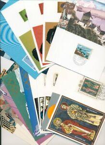 Liechtenstein 1979 Maximumkarten Jahrgang komplett (XL12663)