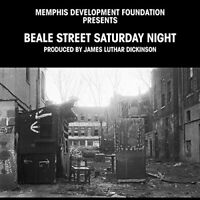 Various Artists - Beale Street Saturday Night (Clear Vinyl, Includes download...