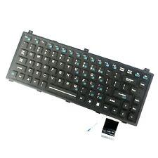 Original Getac B300 Gummi Beleuchtet Wasserdicht US Tastatur