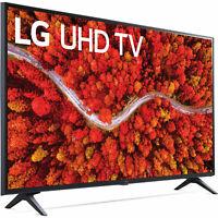 "LG UP8000 43"" HDR 4K Ultra HD Smart LED TV - 2021 Model"