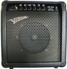 AMPLI Guitare électrique 50W avec Reverb et Distortion