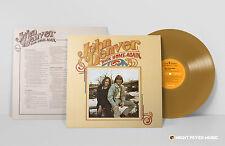 John Denver- BACK HOME AGAIN vinyl LP LIMITED GOLD WINDY KANSAS WHEAT FIELD 180G