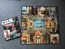 Parker Brothers CLUE GAME BOARD ONLY 2008 Half fold Replacement Parts
