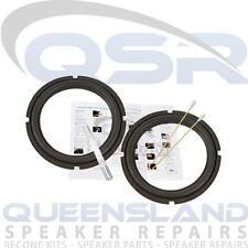 "8"" Foam Surround Repair Kit to suit Bang & Olufsen B&O Phillips (FS 183-156)"