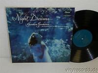 GORDON JENKINS Night Dreams LP Capitol T781 (1957) mono teal label original