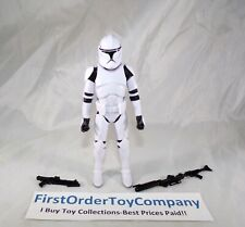 "Star Wars Black Series 6"" Inch AOTC Phase 1 Clone Trooper Loose Figure COMPLETE"