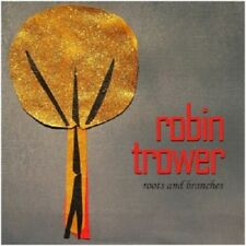 ROBIN TROWER - ROOTS & BRANCHES  CD  ROCK & POP  NEW+
