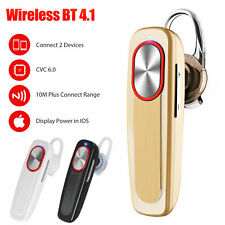 Wireless Bluetooth Headphone Stereo Hands free Earphone Headset For Mobile Phone