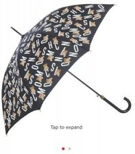 Large MOSCHINO Umbrella Teddy And letter Print RRP £79.99