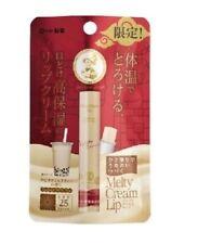 Mentholatum Melty Cream Lip Balm SPF25 PA+++ 2.4g Japan Bubble Milk Tea Flavor