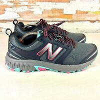 New Balance 412 V3 Trail Running Shoes Womens Sz 9 TECH Ride Gray All Terrain