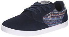 C1RCA Men's JC01 Skate Shoe, Navy/Frost Gray, 10.5 M