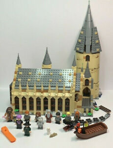LEGO - 75954 - HARRY POTTER HOGWARTS GREAT HALL - WITH BOX AND INSTRUCTIONS