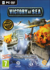 VICTORY AT SEA PC/ MAC NEUF