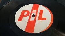 "PIL Public Image Ltd - Death Disco - UK 1979 Virgin VS 274 Vinyl 7"" Single"