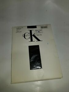 Calvin Klein Metallic Sparkle Control Top Pantyhose size 3
