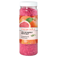 Fresh Juice - bath salt, grapefruit & rosemary 700g
