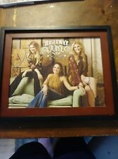 Runaway June Country Musicians Signed 11x14 Framed Photo